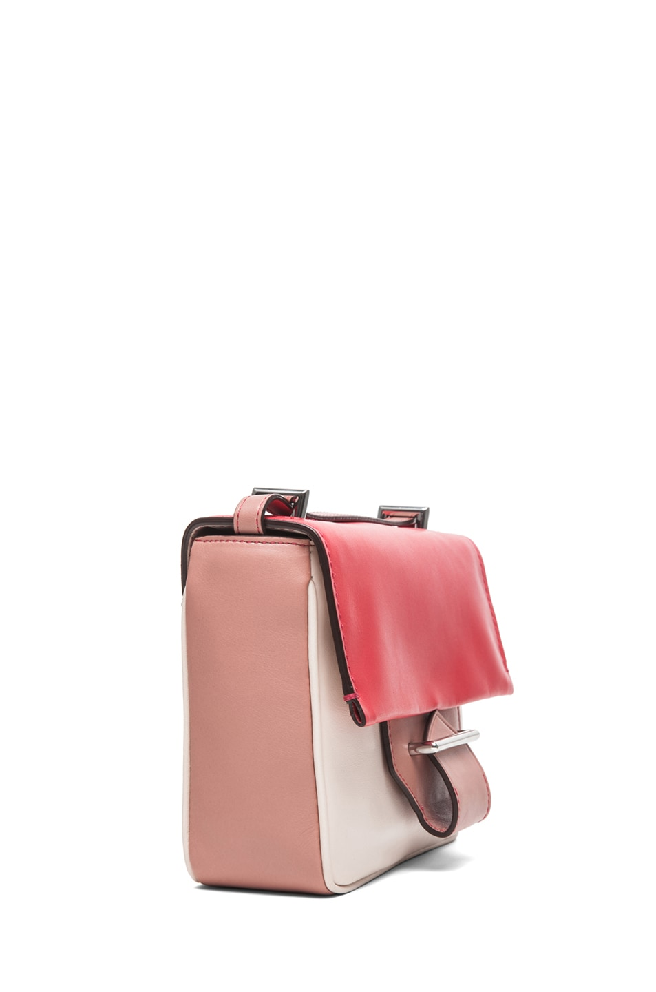 Image 3 of Reed Krakoff Standard Mini Shoulder Bag in Fresco Multi