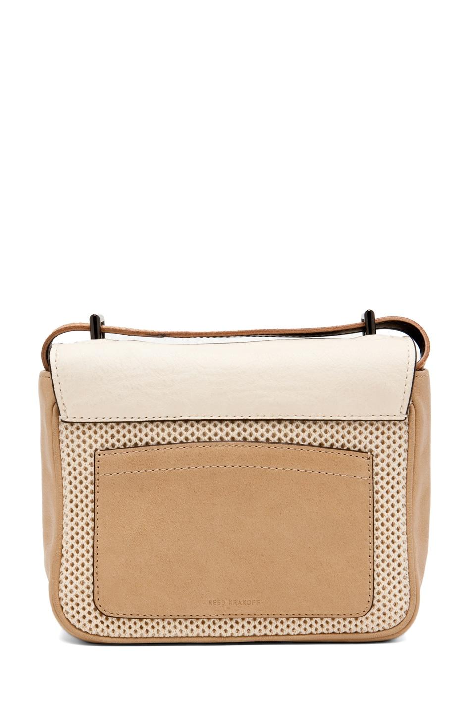 Image 2 of Reed Krakoff Mini Shoulder Bag in Nude Multi