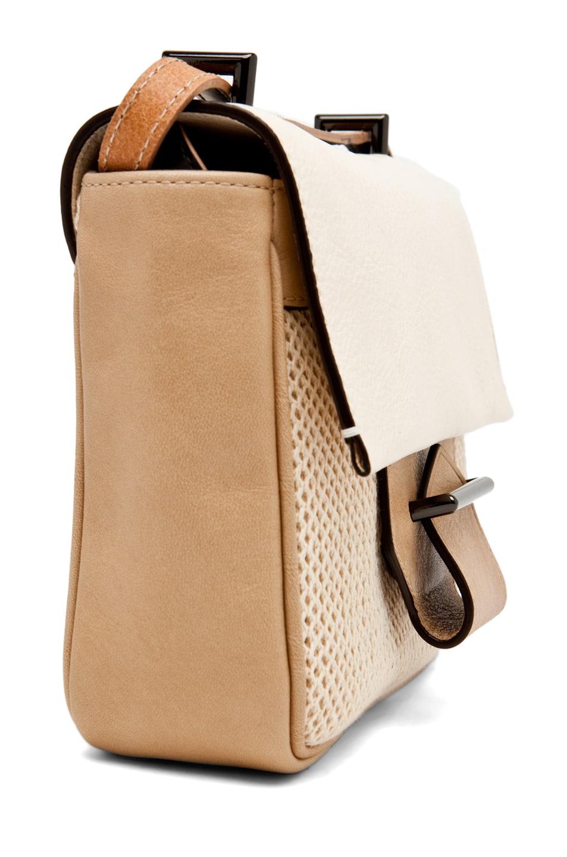 Image 3 of Reed Krakoff Mini Shoulder Bag in Nude Multi