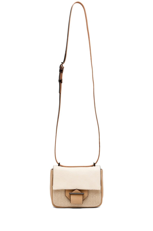 Image 5 of Reed Krakoff Mini Shoulder Bag in Nude Multi