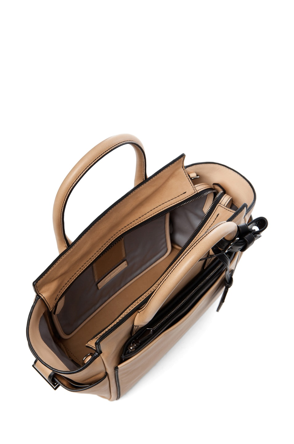 Image 5 of Reed Krakoff Mini Atlantique in Nude