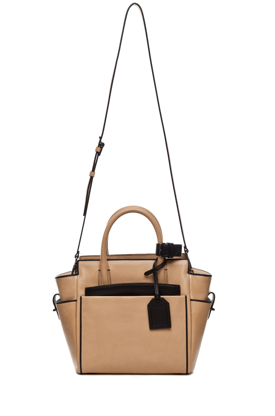 Image 6 of Reed Krakoff Mini Atlantique in Nude