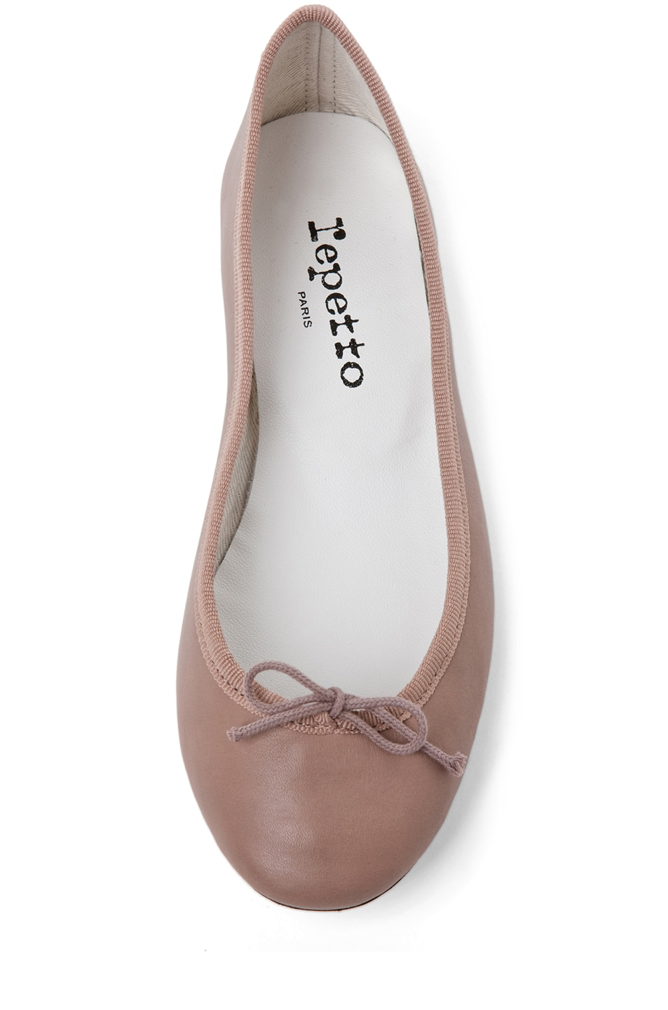 Image 4 of Repetto Calfskin Flat in Marble