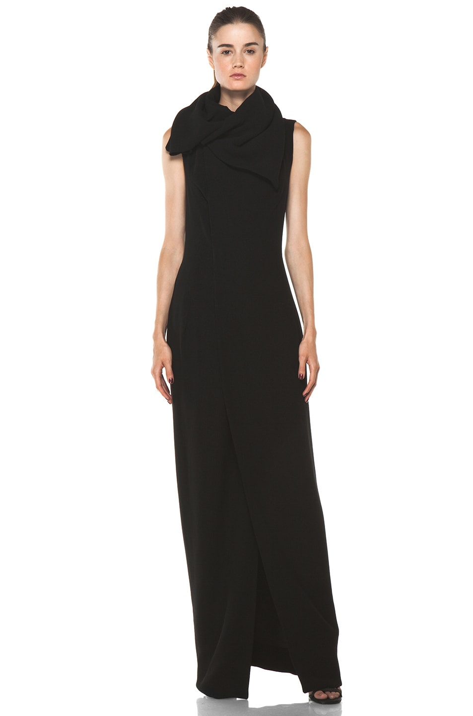 Image 1 of Rick Owens Lab Gown in Black