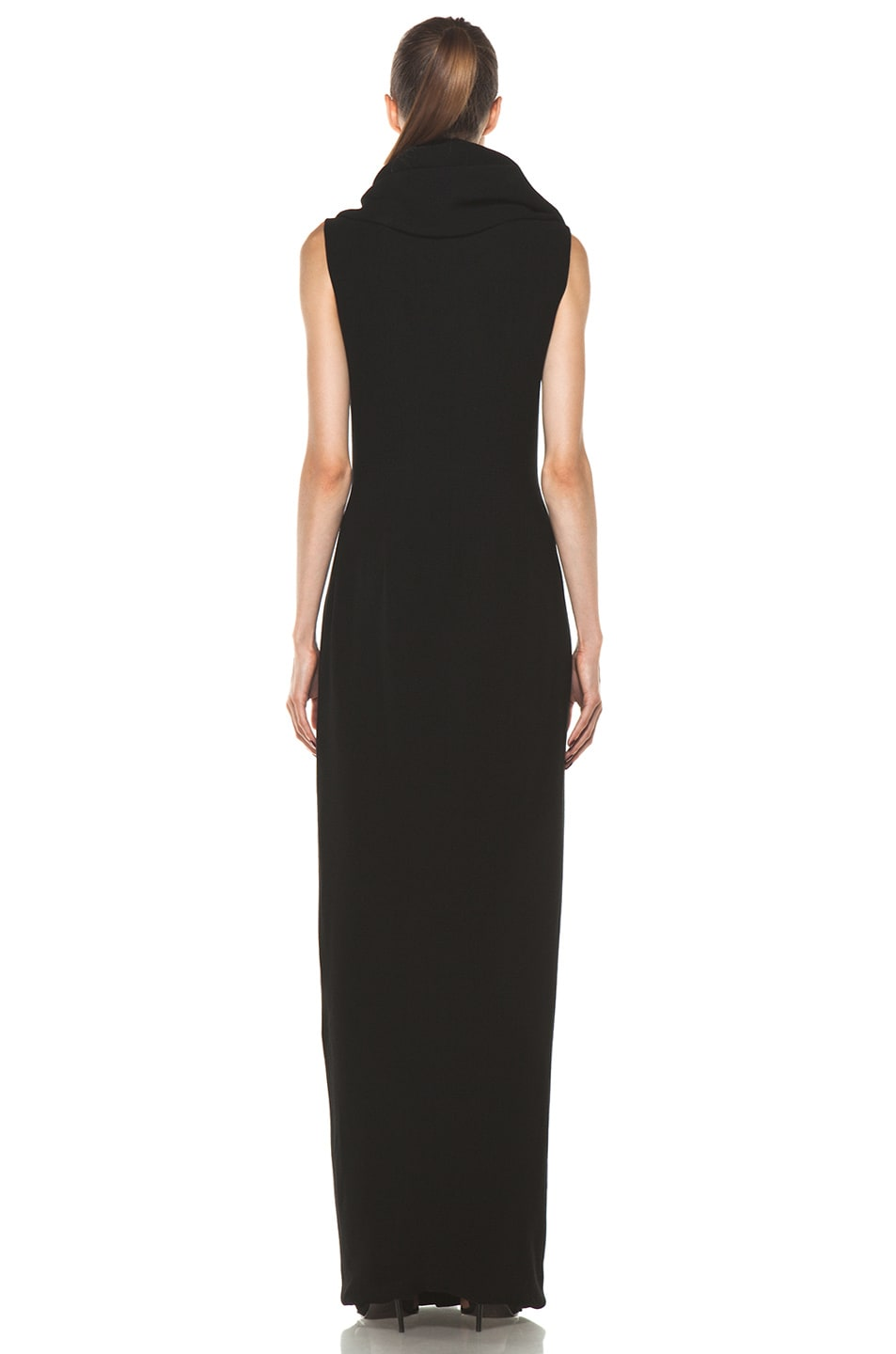 Image 4 of Rick Owens Lab Gown in Black