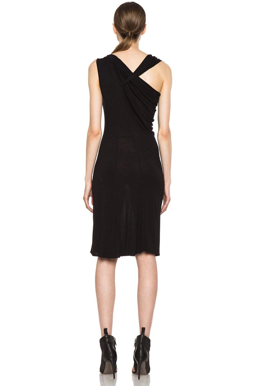 Image 4 of Rick Owens Naska Dress in Black
