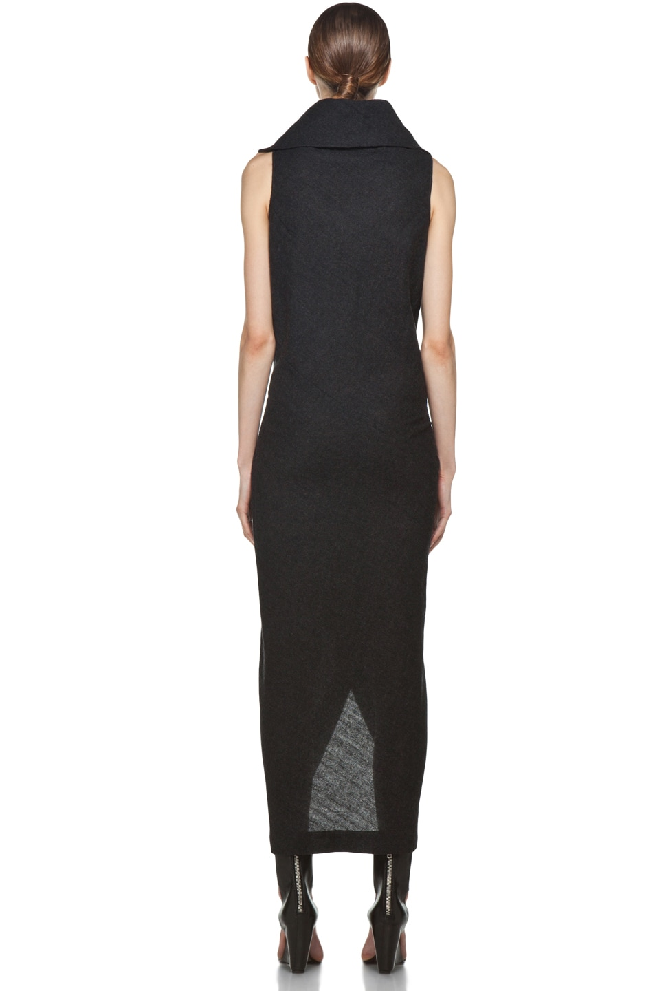 Image 4 of Rick Owens Marella Dress in Black