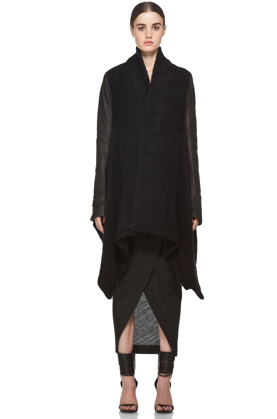 Image 5 of Rick Owens Marella Dress in Black