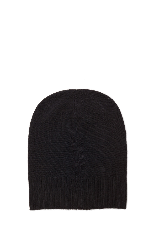 Image 2 of Rick Owens Hat in Black