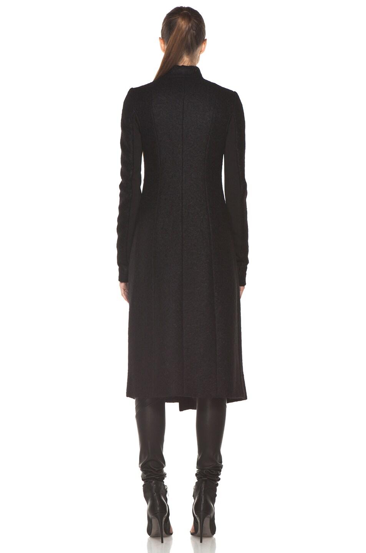 Image 5 of Rick Owens Eileen Coat in Black
