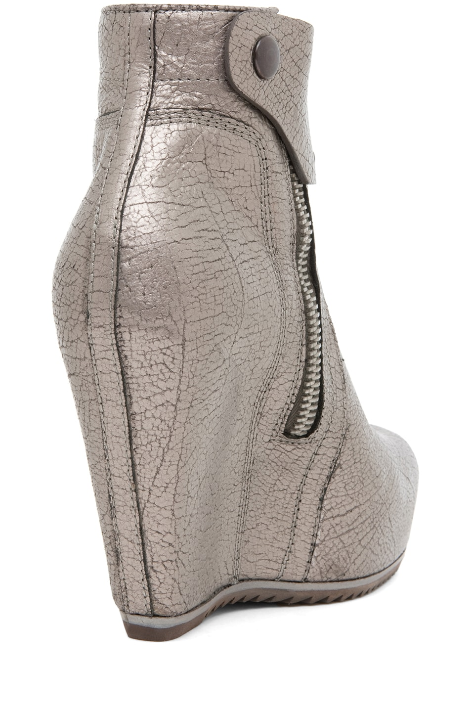 Image 3 of Rick Owens Wedge in Silver