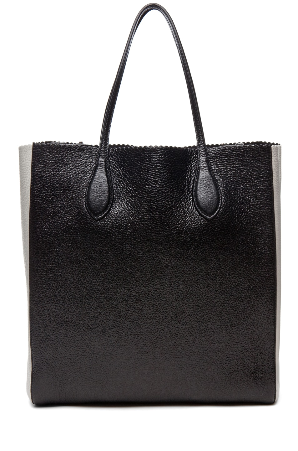 Image 2 of ROCHAS Borsa Tote in Black & White