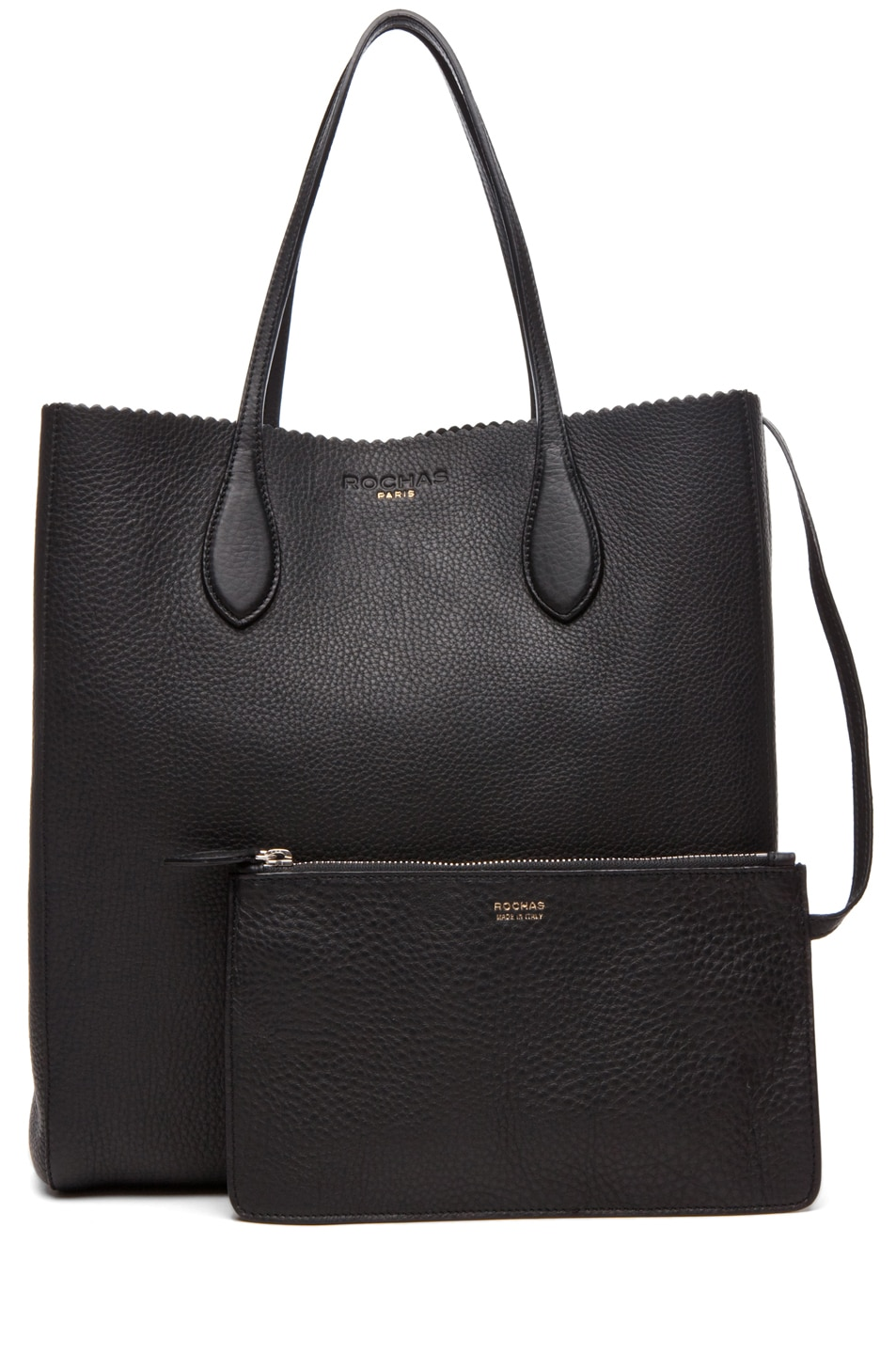 Image 4 of ROCHAS Borsa Tote in Black