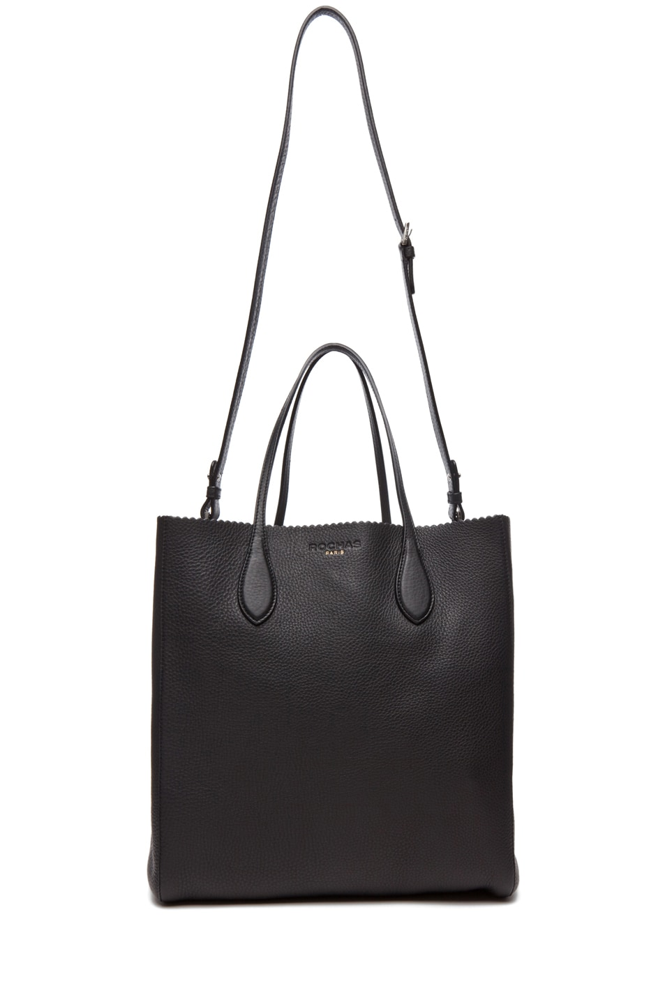 Image 6 of ROCHAS Borsa Tote in Black
