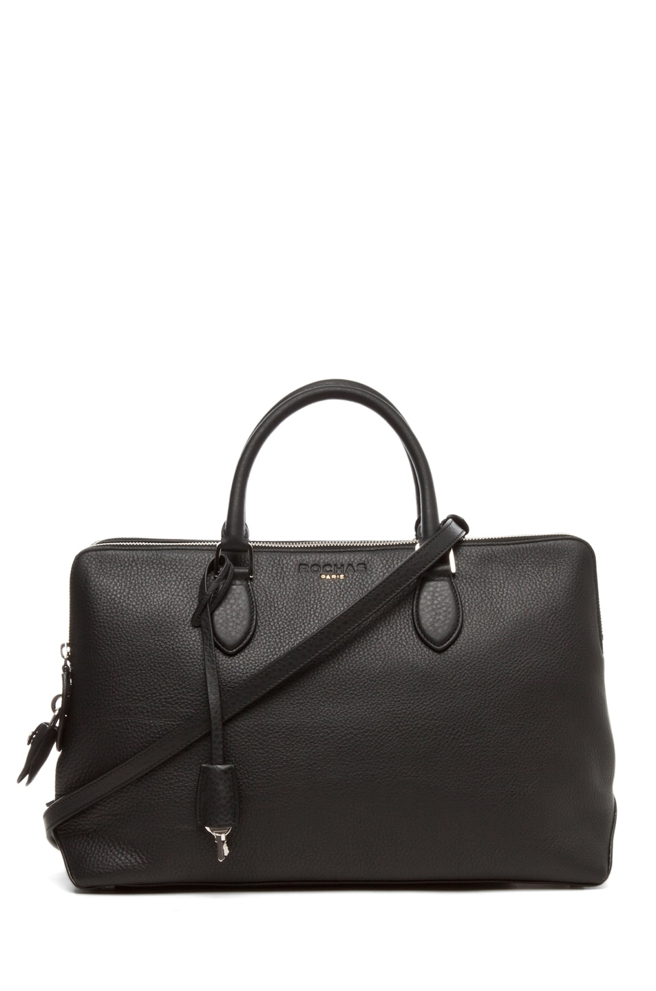 Image 1 of ROCHAS Borsa Satchel in Black