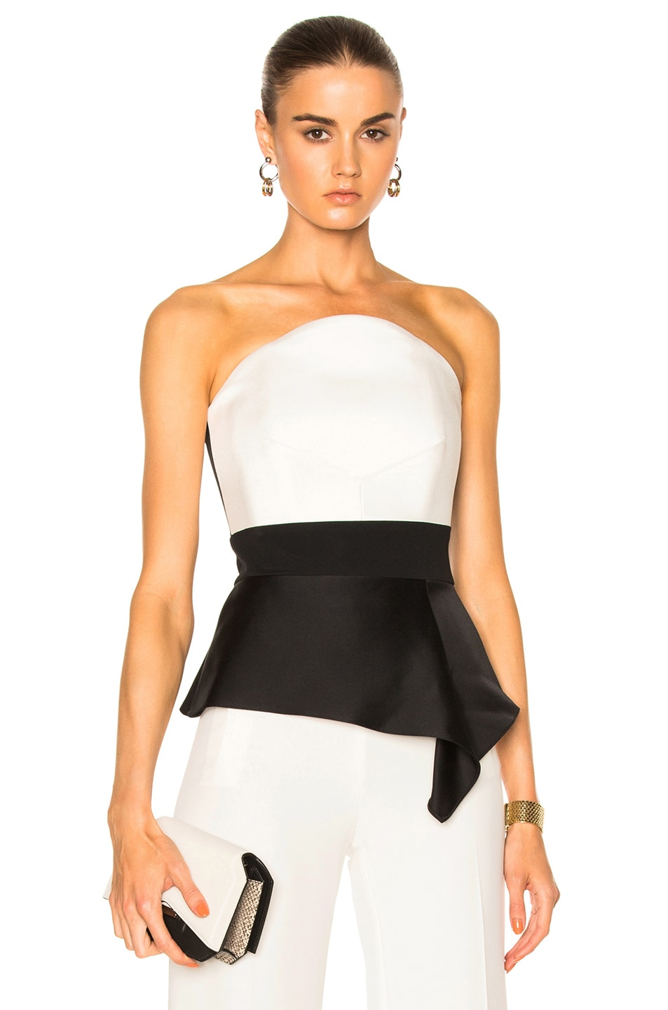 Find great deals on eBay for strapless peplum top. Shop with confidence.