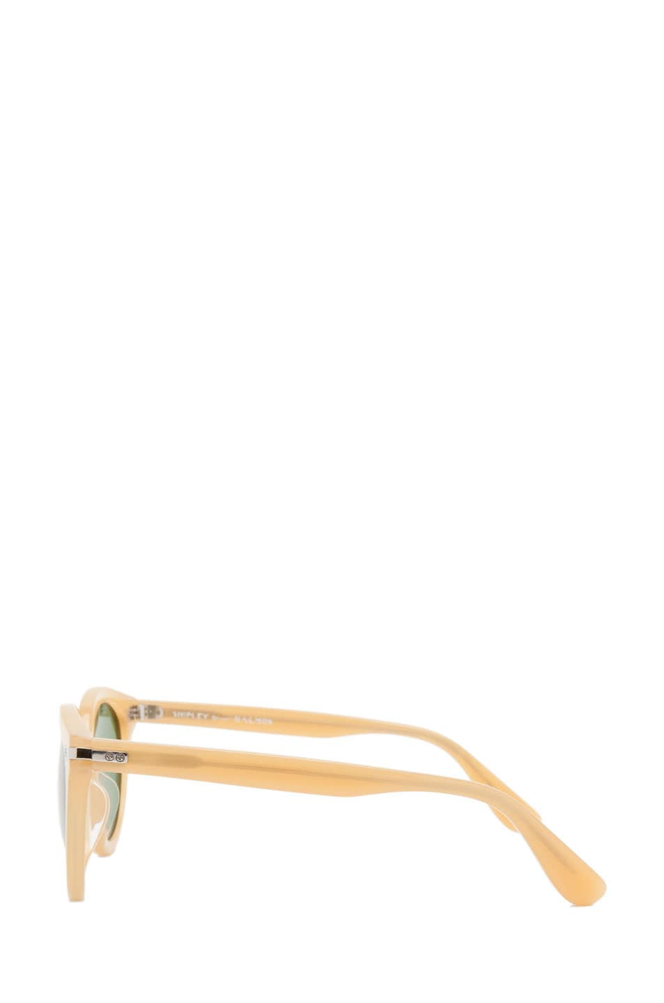 Image 3 of Shipley & Halmos Edison Sunglasses in Blonde