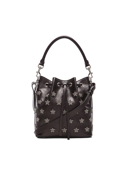 3c03b43e4c ysl wallet online - Saint Laurent Medium Star Studs Emmanuelle Bucket Bag  in Black