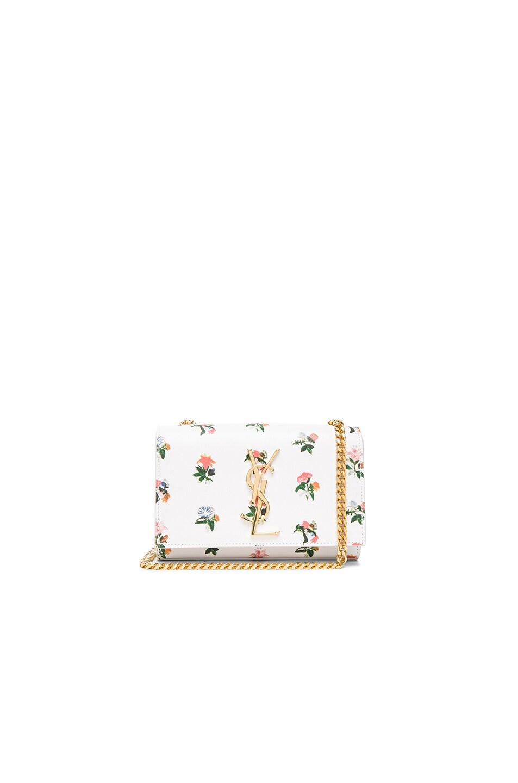 yves saint laurent purse clutch handbag baby chain new