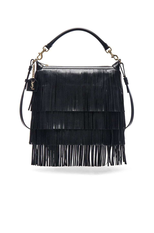 ysl messenger bag black - small cabas rive gauche bag in black, red, dove white, light blue ...