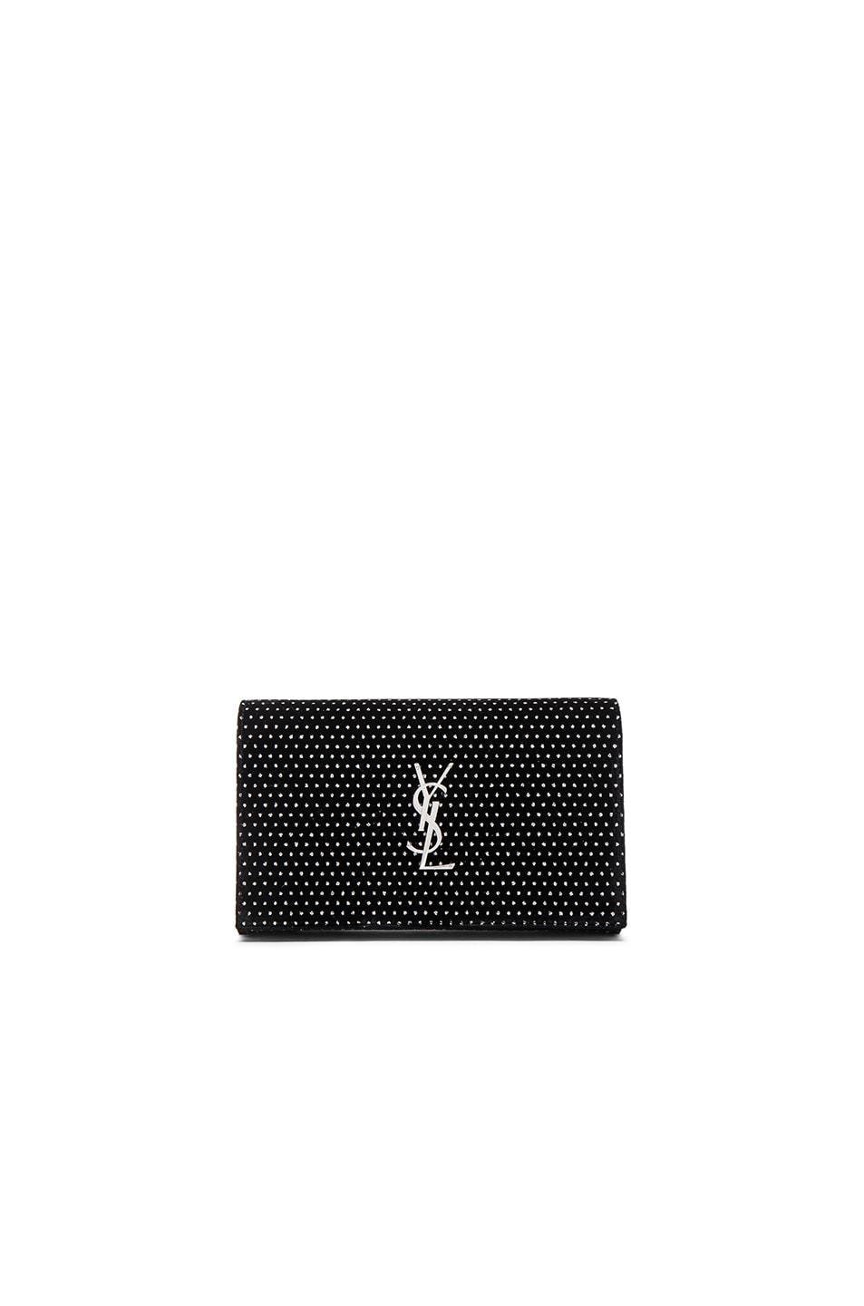 replica ysl handbags - yves saint laurent monogram python-stamped wallet-on-chain, ysl ...