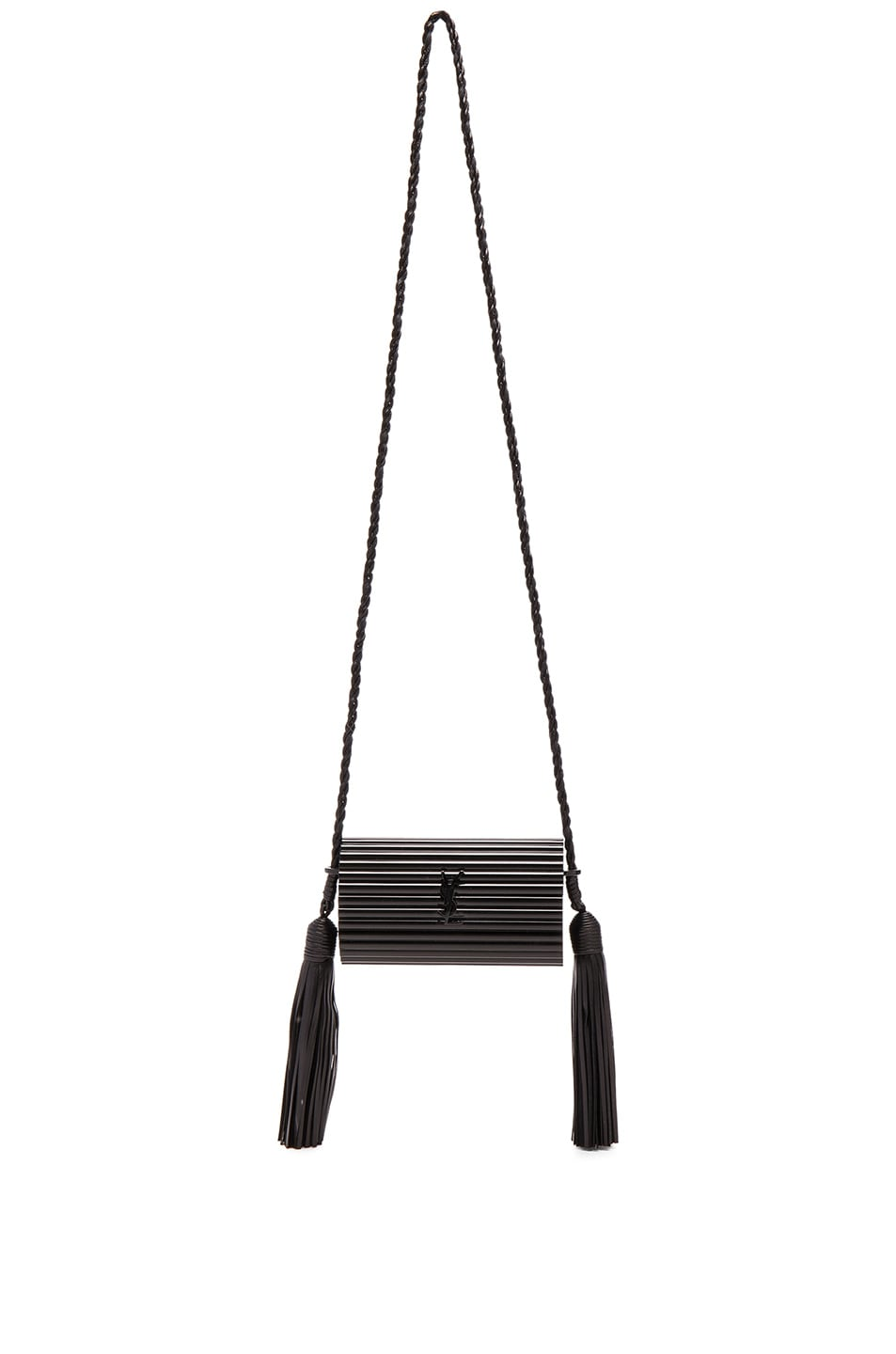 yves saint laurent opium miniaudiere shoulder bag