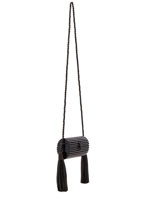 ysl mens duffle bag - Saint Laurent Opium Minaudiere in Shiny Black | FWRD