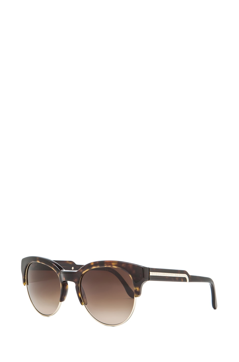 Image 2 of Stella McCartney Sunglasses in Tortoise