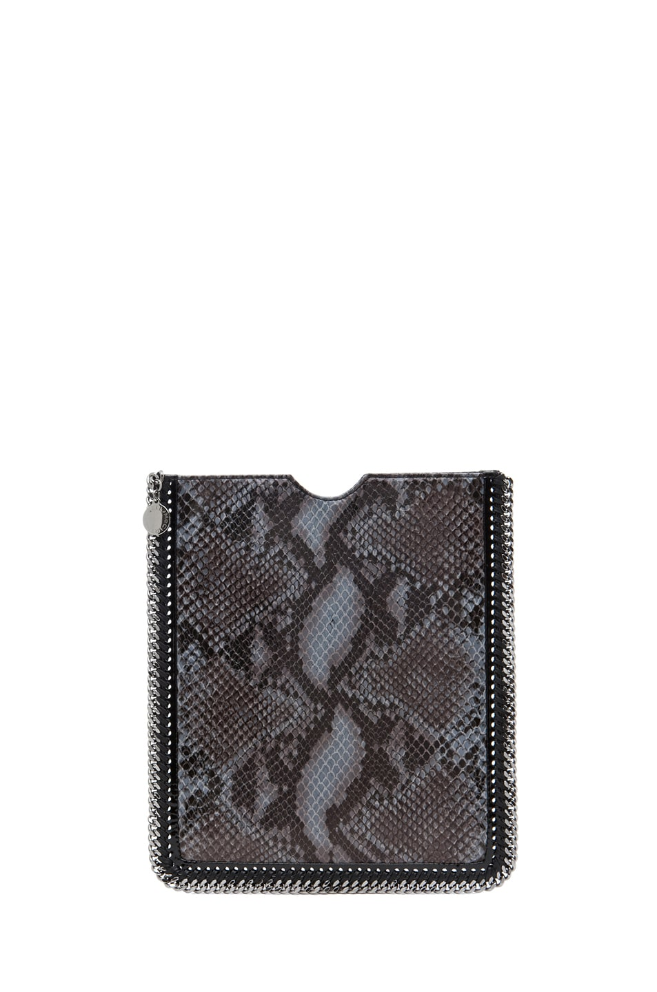 Image 1 of Stella McCartney Python VIP iPad Case in Teal