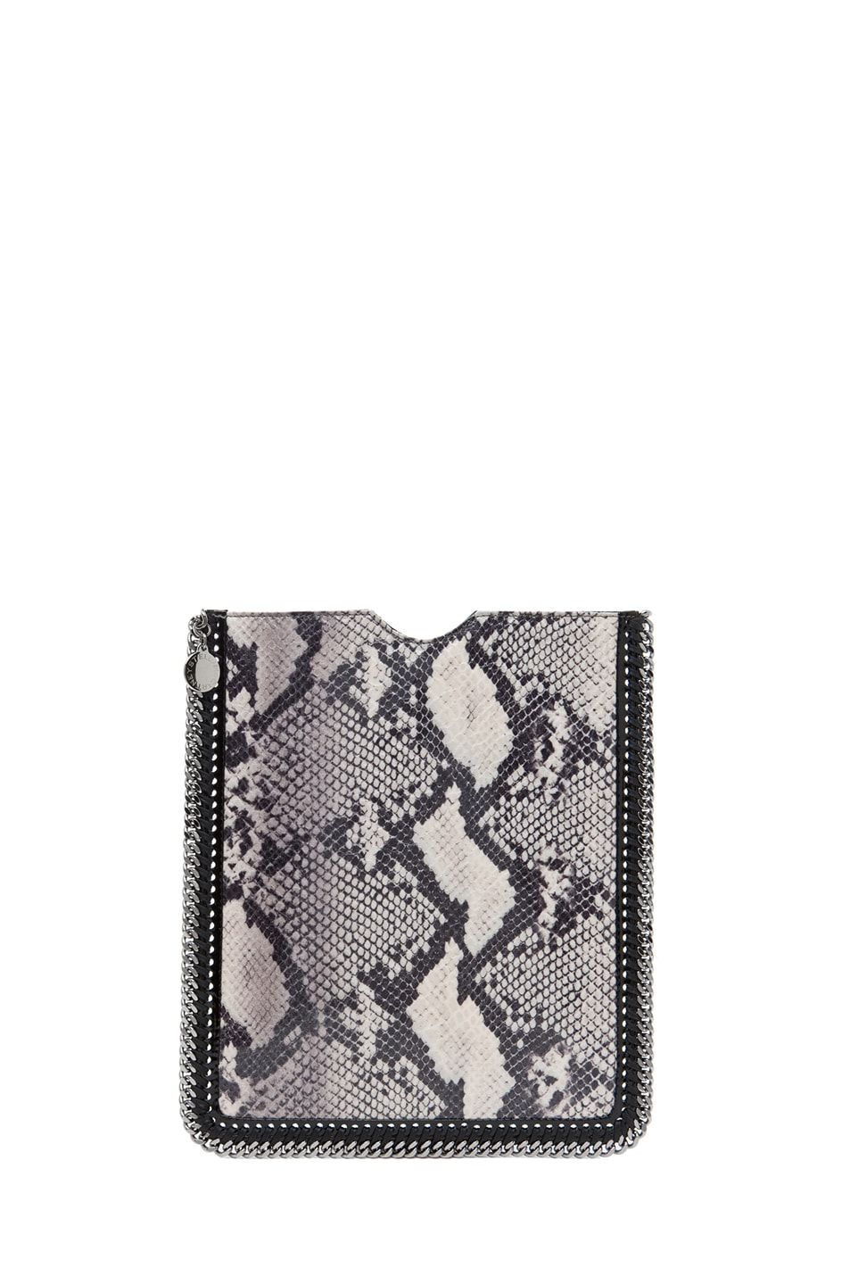 Image 1 of Stella McCartney Python VIP iPad Case in Ivory
