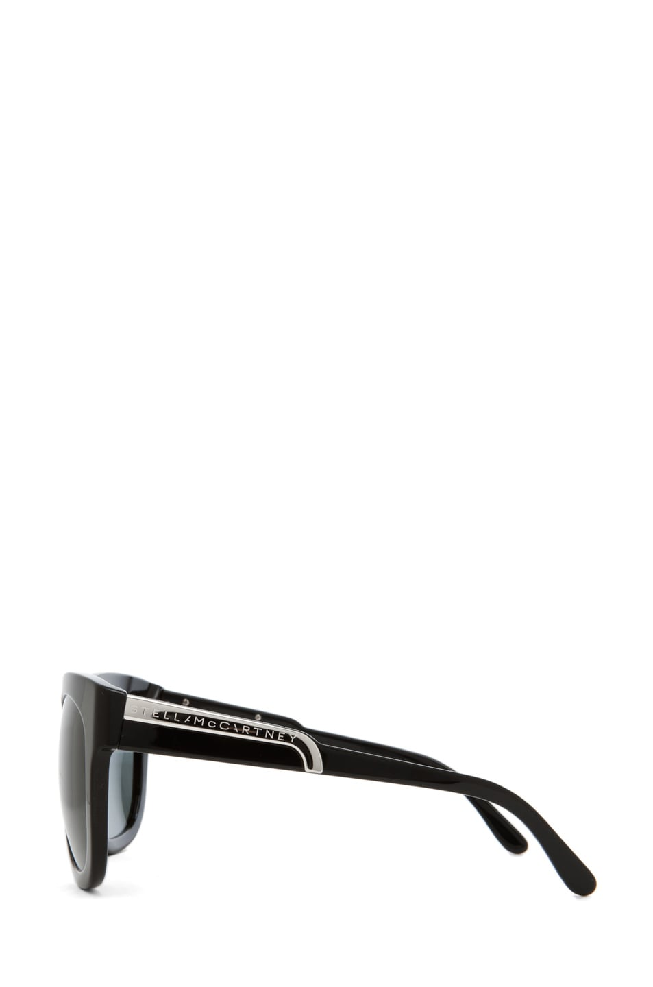 Image 3 of Stella McCartney Sunglasses in Black