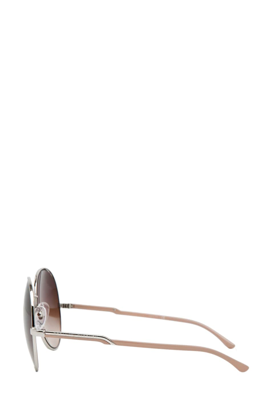 Image 3 of Stella McCartney Sunglasses in Nude