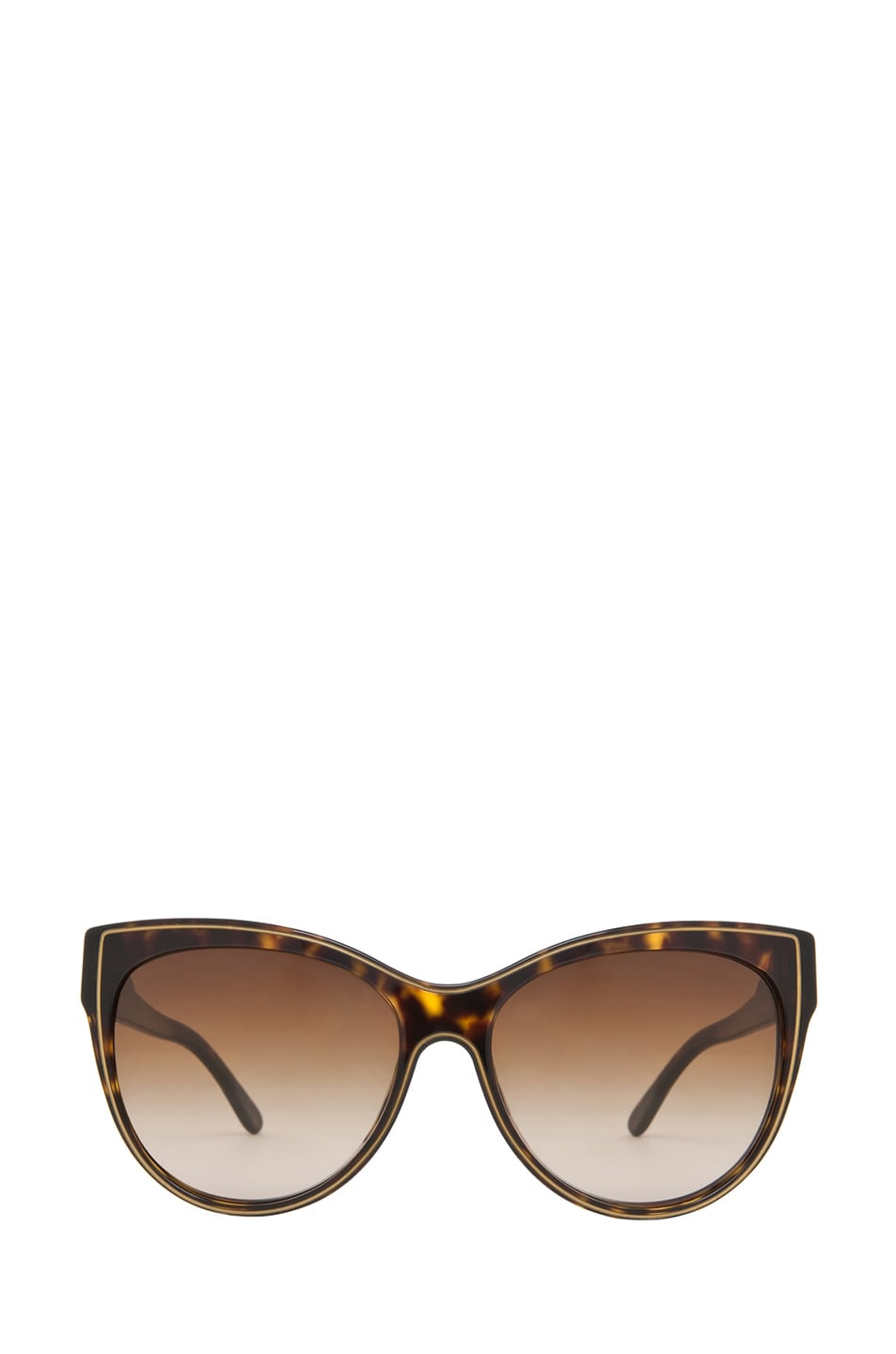 Image 1 of Stella McCartney Sunglasses in Dark Tortoise & Brown Gradient