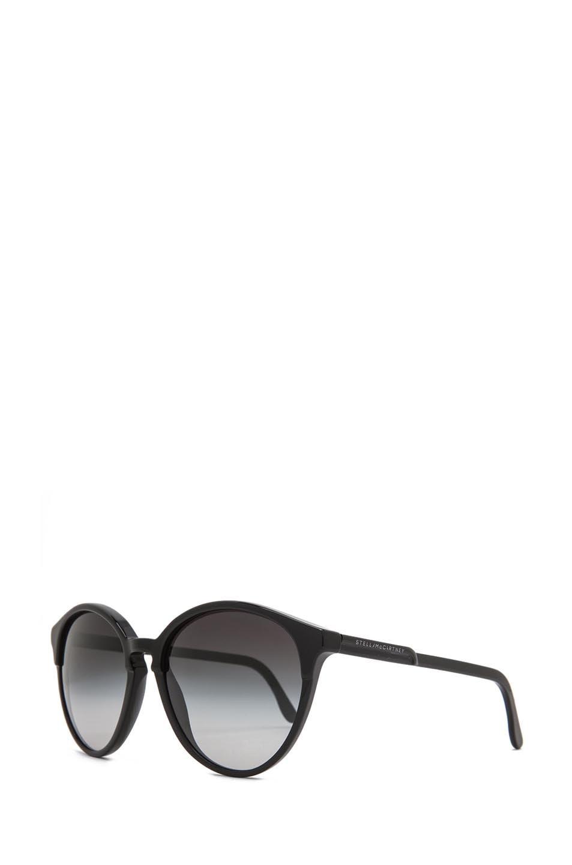 Image 2 of Stella McCartney Sunglasses in Black
