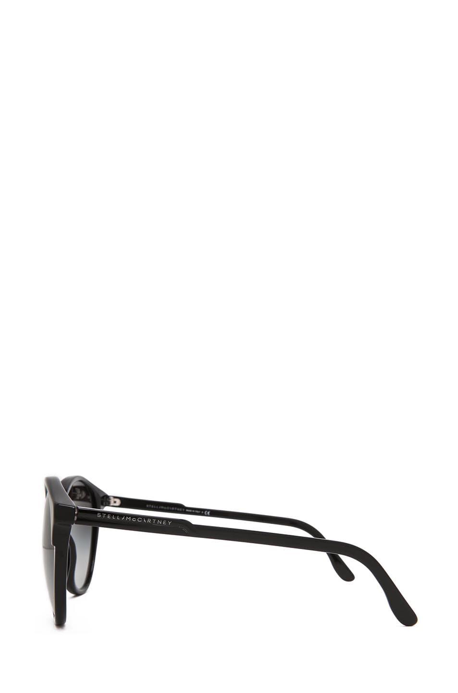 Image 3 of Stella McCartney Sunglasses in Black
