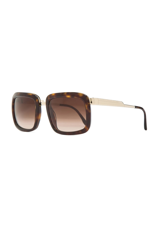 Image 2 of Stella McCartney Sunglasses in Dark Tortoise