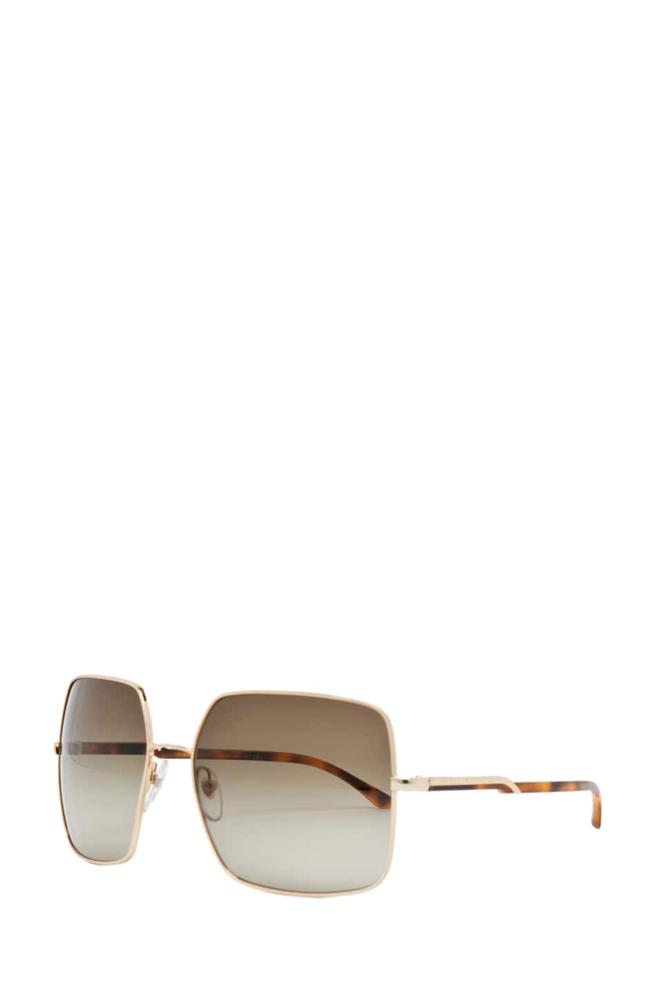 Image 2 of Stella McCartney Sunglasses in Blonde Tortoise