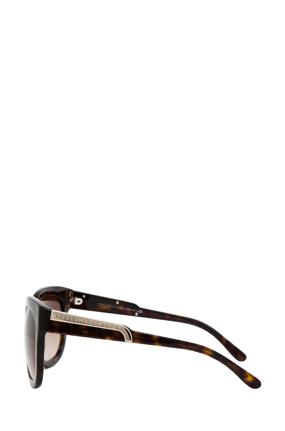 Image 3 of Stella McCartney Sunglasses in Havana