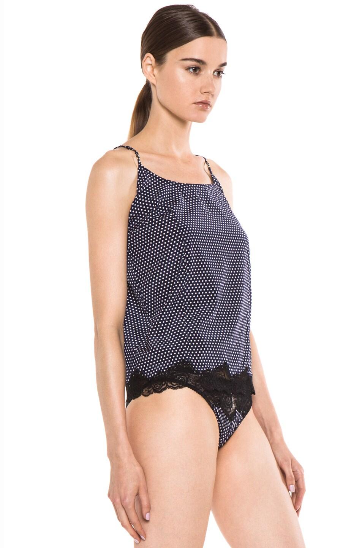 Image 3 of Stella McCartney Lingerie Ellia Leaping Camisole in Polka Dot Print