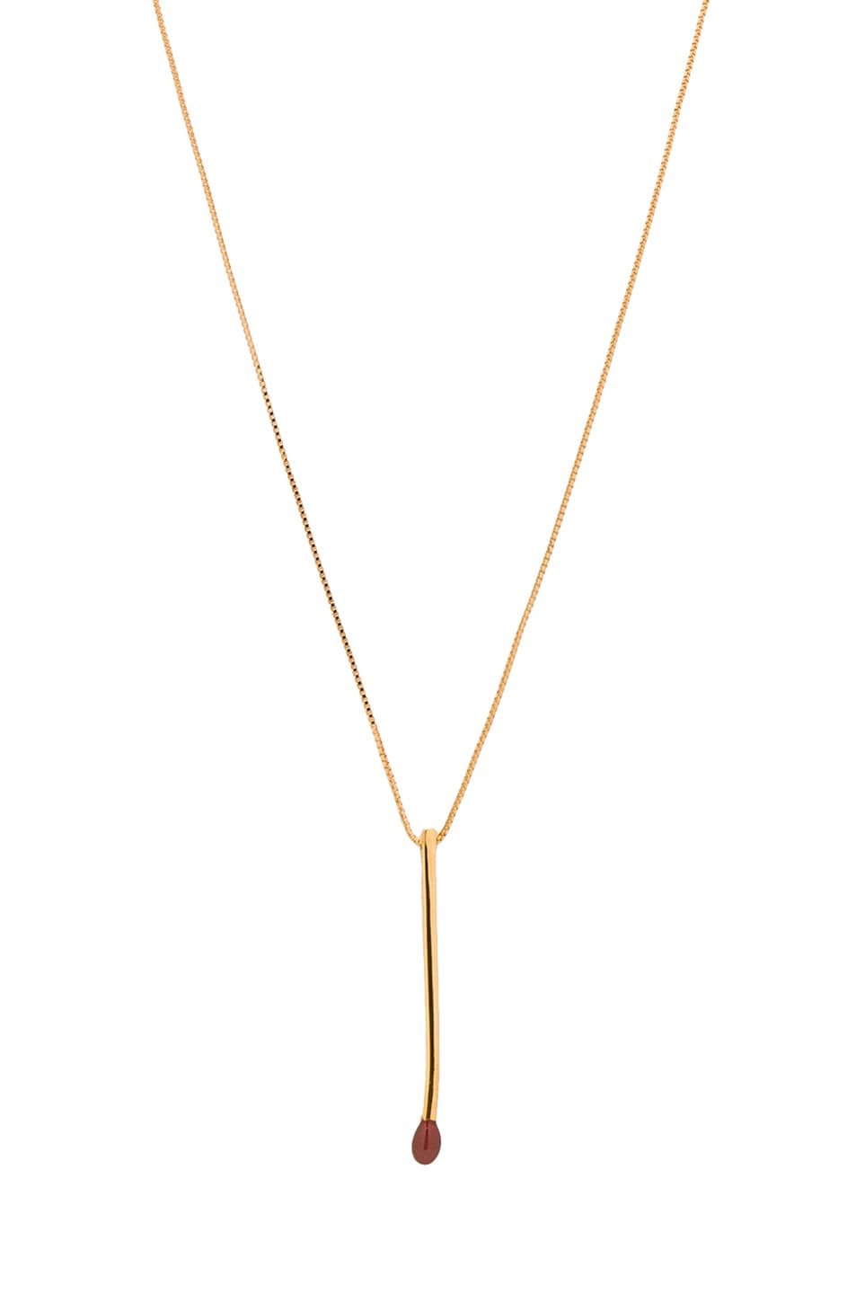 Image 1 of Stella McCartney Pendant Necklace in Mocossin
