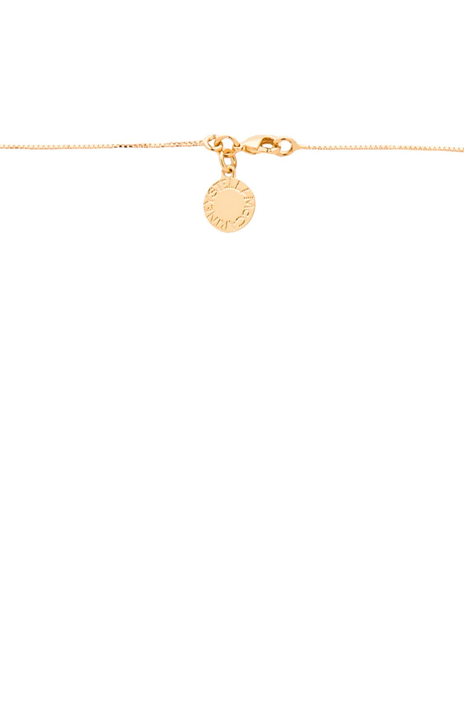 Image 3 of Stella McCartney Pendant Necklace in Mocossin