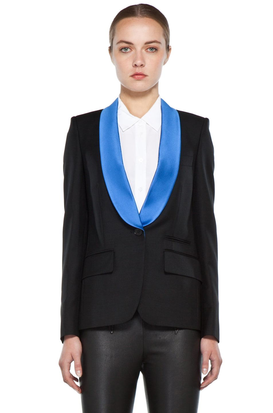 Image 1 of Stella McCartney Blazer in Black