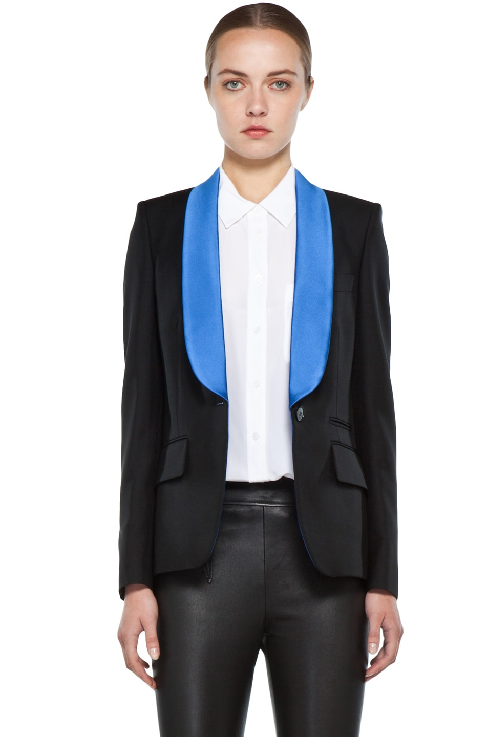 Image 2 of Stella McCartney Blazer in Black