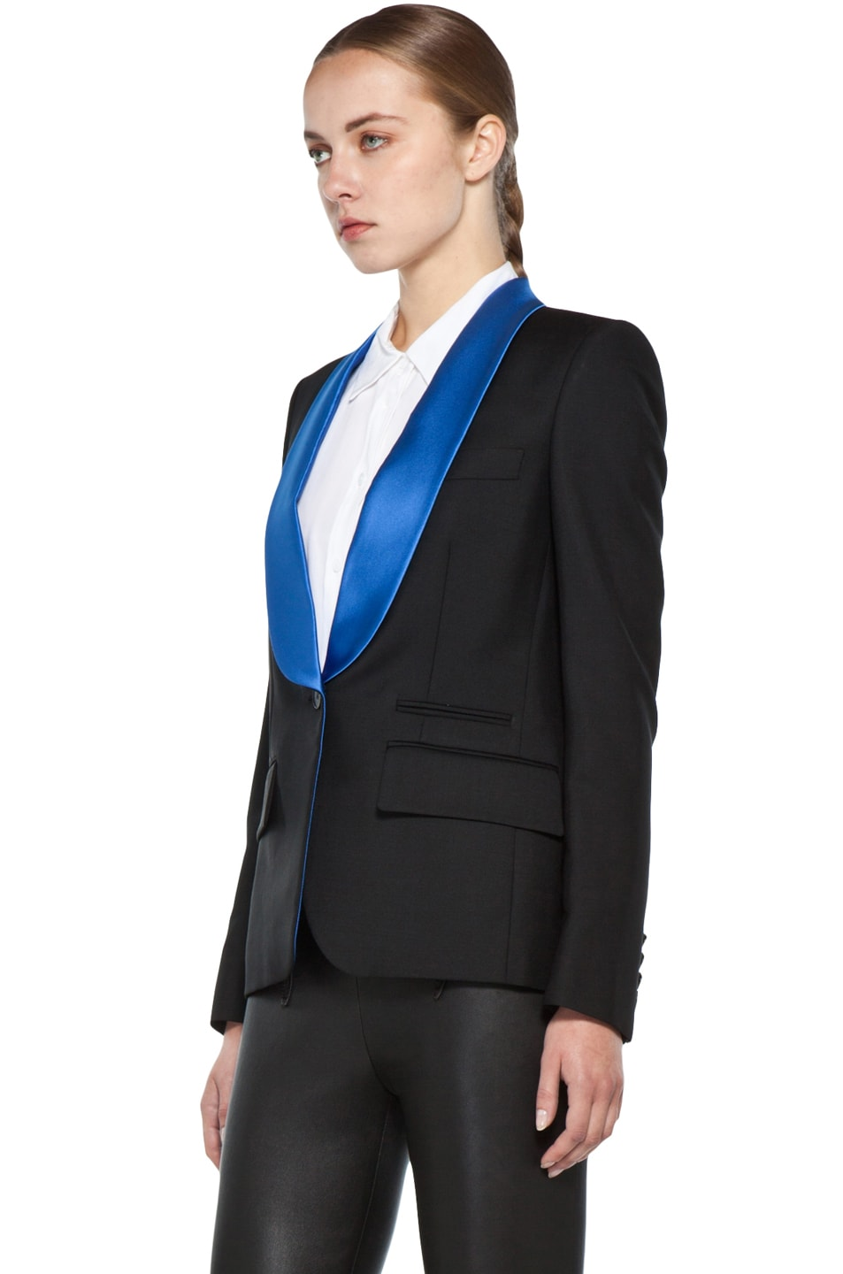 Image 3 of Stella McCartney Blazer in Black