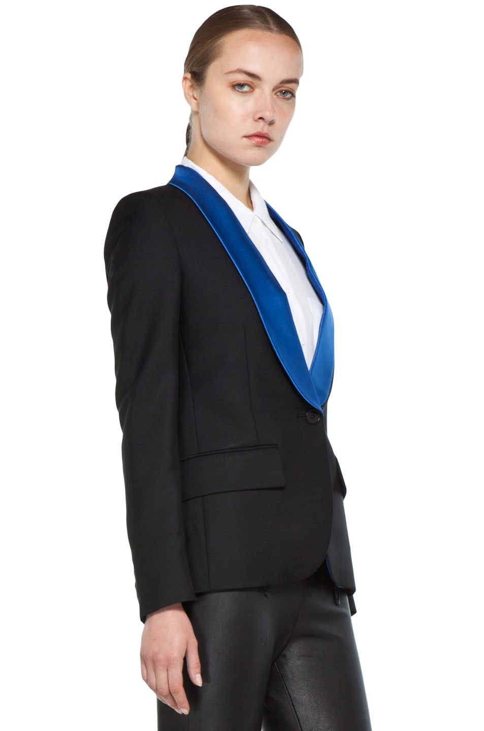 Image 4 of Stella McCartney Blazer in Black