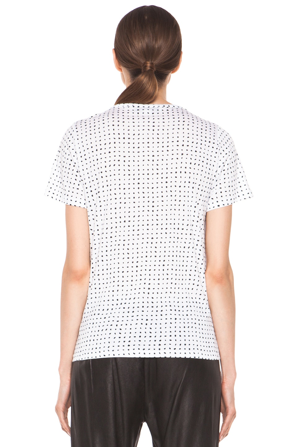 Image 4 of Stella McCartney Graphic Tee in Black & White