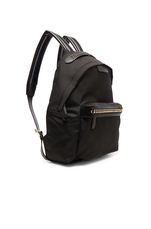 Image 3 of Stella McCartney Backpack in Black