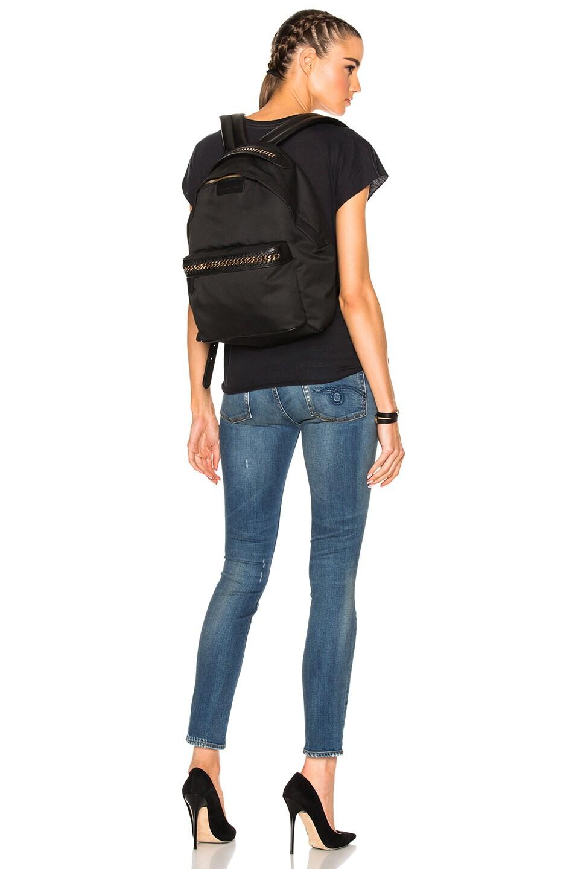 Image 5 of Stella McCartney Backpack in Black