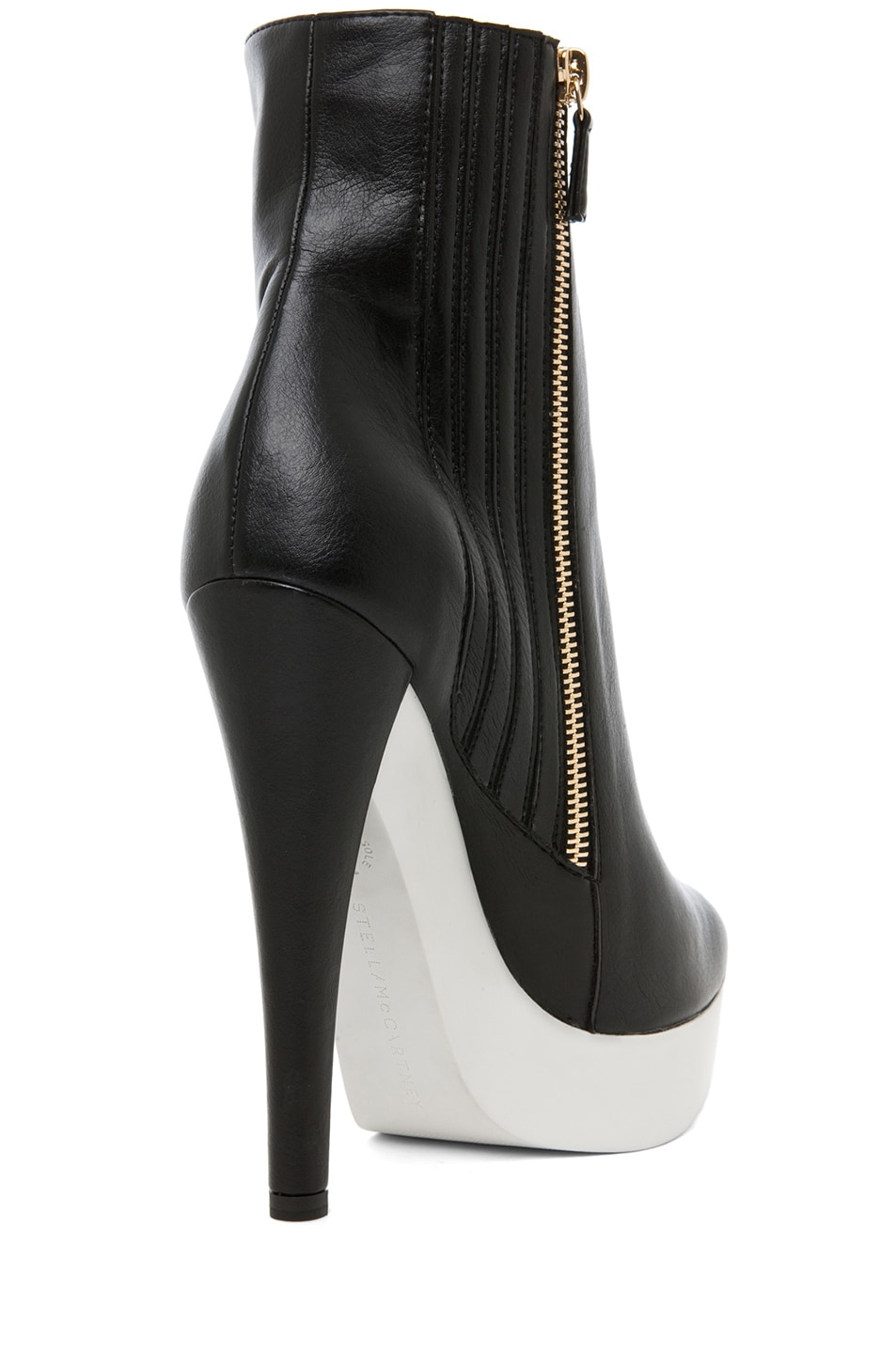 Image 3 of Stella McCartney Scott Bootie in Black