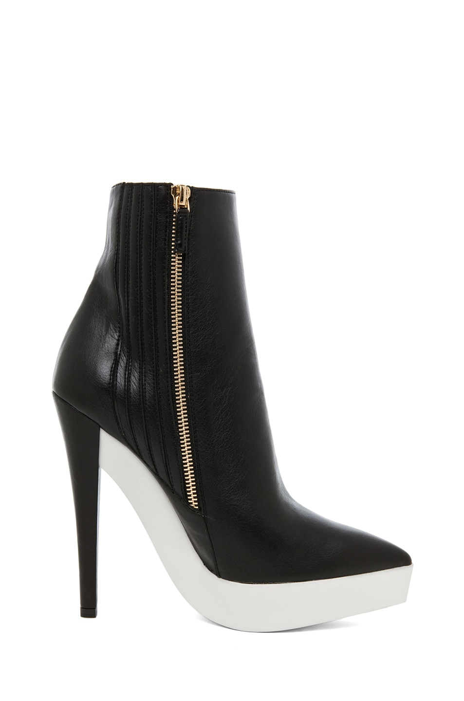 Image 5 of Stella McCartney Scott Bootie in Black